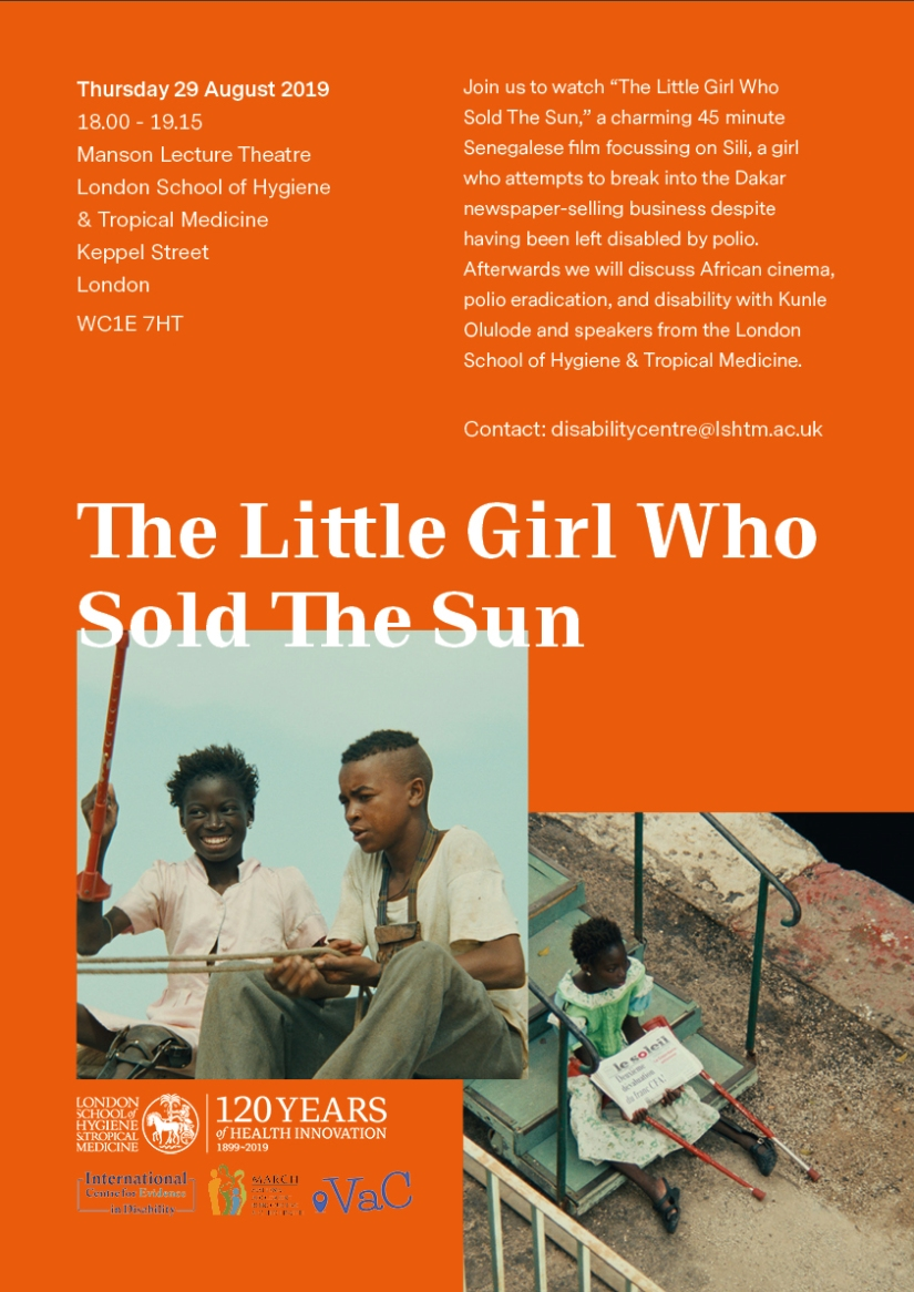 Summer screening - The little girl who sold the sun - final